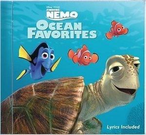 Finding Nemo: Ocean Favorites album cover