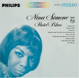 Pastel Blues album cover
