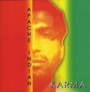 Karma album cover