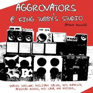 At King Tubby's Studio album cover