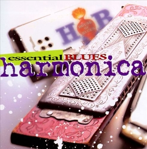 Essential Blues Harmonica album cover