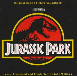 Jurassic Park (Original Motion Picture Soundtrack) album cover