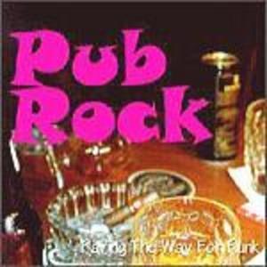 Pub Rock album cover