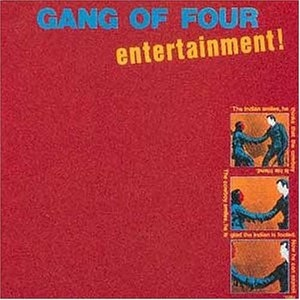 Entertainment! (UK) album cover