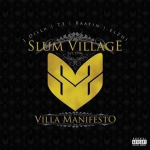 Villa Manifesto album cover