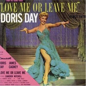 Love Me Or Leave Me (1955 Film) album cover