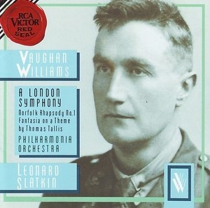Vaughan Williams: A London Symphony album cover