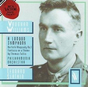 Vaughan Williams: A London Symphony album cover
