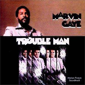 Trouble Man album cover