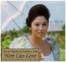 Here Lies Love album cover