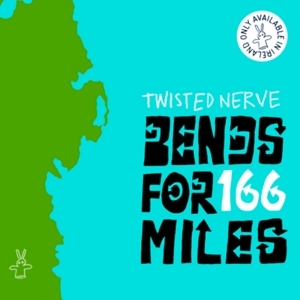 Bends For 166 Miles album cover