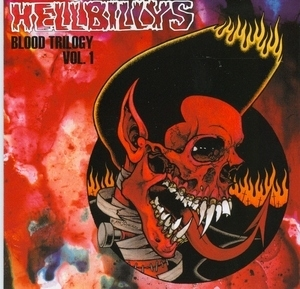 Blood Trilogy Vol.1 album cover