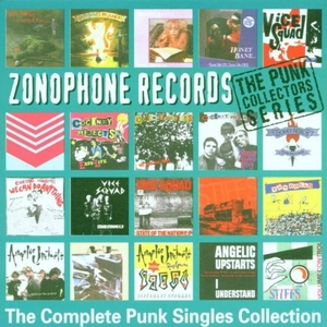 Zonophone Records: The Complete Punk Singles Collection album cover