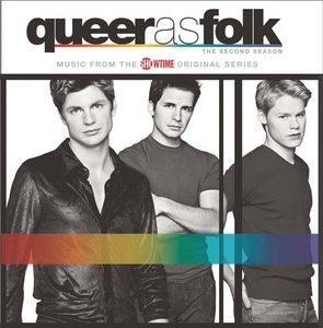 Queer As Folk (US) The Second Season: Music From The Showtime Original Series album cover