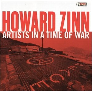 Artists In A Time Of War album cover