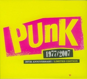 Punk 1977-2007: 30th Anniversary album cover