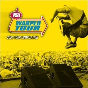 Vans Warped Tour: 2003 Compilation album cover