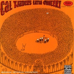 Cal Tjader's Latin Concert album cover