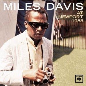 Live At Newport 1958 album cover
