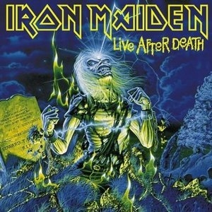 Live After Death album cover