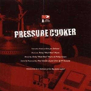 Riddim Driven: Pressure Cooker album cover