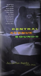 Central Avenue Sounds: Jazz In Los Angeles 1921-1956 album cover