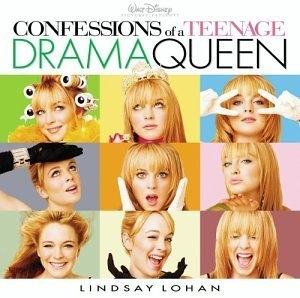 Confessions Of A Teenage Drama Queen (Soundtrack) album cover