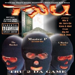 Tru 2 Da Game album cover