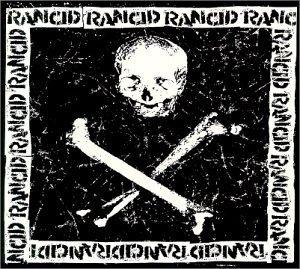 Rancid (2000) album cover