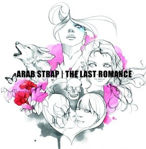 The Last Romance album cover