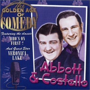Golden Age Of Comedy album cover