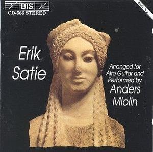 Erik Satie album cover