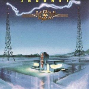 Raised On Radio album cover