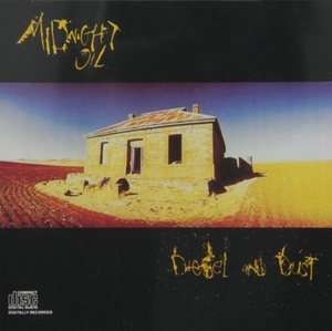 Diesel And Dust album cover