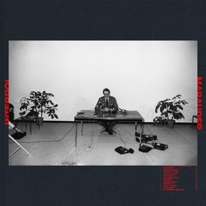 Marauder album cover