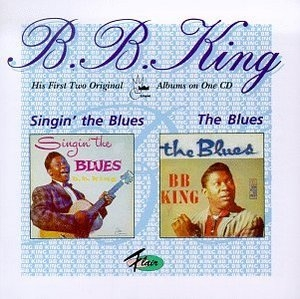 Singin' The Blues~ The Blues album cover