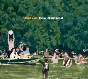 Lon Gisland (EP) album cover