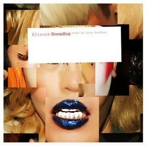 Kitsuné Boombox album cover