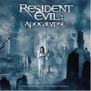 Resident Evil: Apocalypse (Music From And Inspired By The Original Motion Picture) album cover