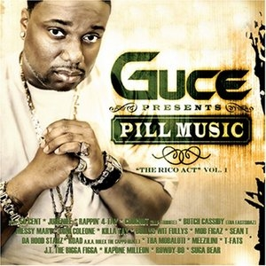 Pill Music: The Rico Act, Vol. 1 album cover