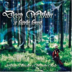 Deep Within A Faerie Forest album cover