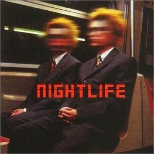 Nightlife album cover