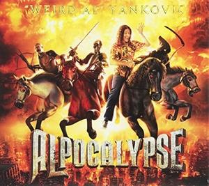Alpocalypse (Deluxe Version) album cover