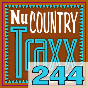 ERG Music: Nu Country Traxx, Vol. 244 (August 2019) album cover