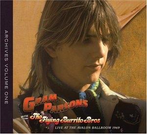 Gram Parsons Archive, Vol.1 album cover