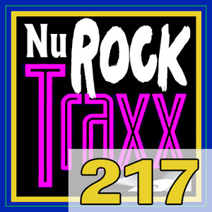 ERG Music: Nu Rock Traxx, Vol. 217 (April 2017) album cover