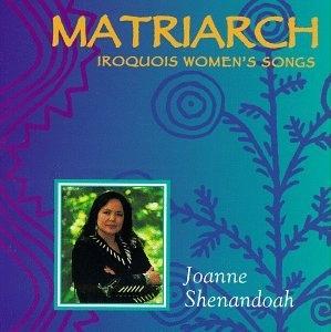 Matriarch: Iroquois Women's Songs album cover