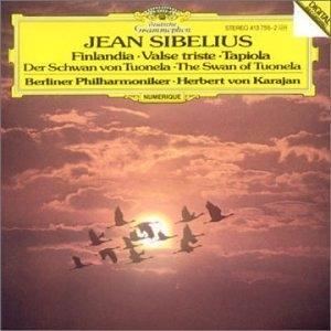Sibelius: Finlandia, Tapiola album cover