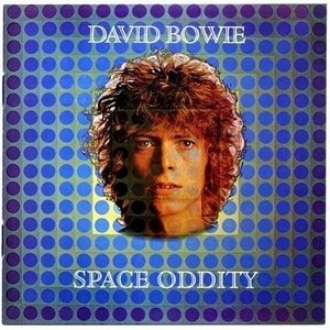 Space Oddity (40th Anniversary Edition) album cover