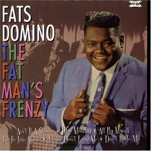 Fat Man's Frenzy album cover